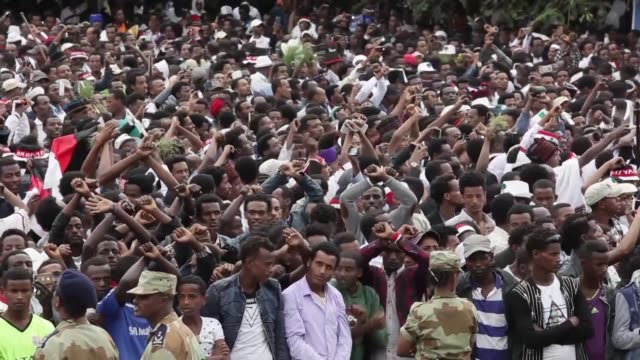 Ethiopia declared a six month state of emergency on Sunday following months of violent anti government protests according to an official statement...