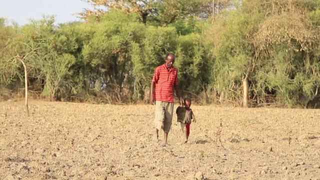 Ethiopian farmers say they are in dire need of help after drought saw crops wither and fail with the government estimating 10 million are at risk of...