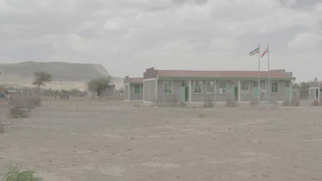 ethiopian landscape - horn von afrika stock-videos und b-roll-filmmaterial