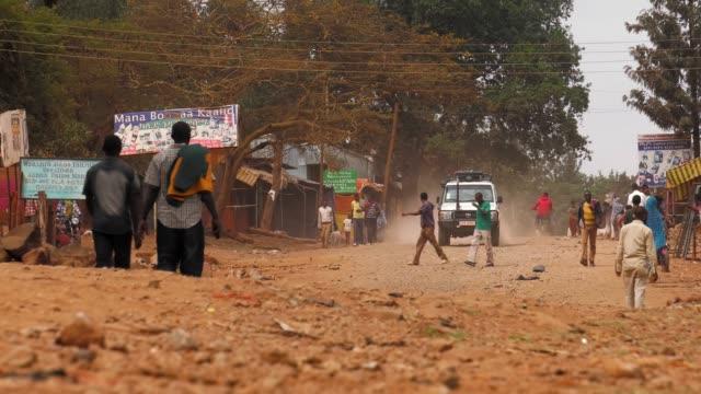 ethiopian street scene - ethiopia stock videos & royalty-free footage