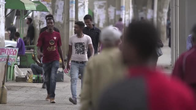 Ethiopians on the streets of Addis Ababa react to the state of emergency with some saying they are unsure of what it means for their country