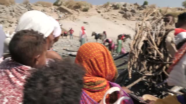 ethiopia's military has been warned it could be violating international law after threatening people living in the northern region of tigray. shows:... - ominous stock videos & royalty-free footage