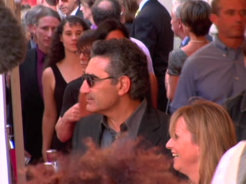 eugene levy at the martin short: fame becomes me broadway premiere at the bernard b. jacobs theatre in new york, new york. - martin short stock videos & royalty-free footage