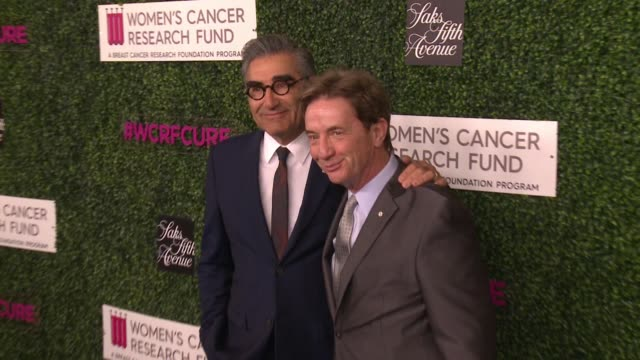 "Eugene Levy Martin Short at WCRF's ""An Unforgettable Evening"" Presented by Saks Fifth Avenue in Los Angeles CA"