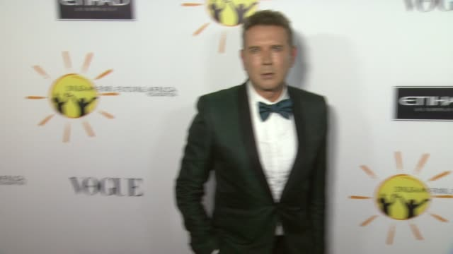 eugene sadovoy at gelila and wolfgang puck's dream for future africa foundation gala in beverly hills, ca, on . - wolfgang puck stock videos & royalty-free footage
