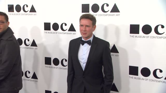 eugene sadovoy at the the museum of contemporary art los angeles presents the annual moca gala at los angeles ca - los angeles museum of contemporary art stock videos and b-roll footage