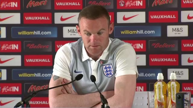 England to face Iceland in knockout matches Chantilly Wayne Rooney press conference SOT We do have to be a bit more ruthless in terms of the chances...