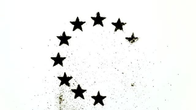 eu-europa - europäische union stock-videos und b-roll-filmmaterial