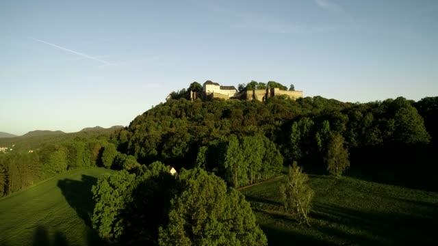 Europe, Germany, Saxony, Konigstein, Festung Konigstein Castle