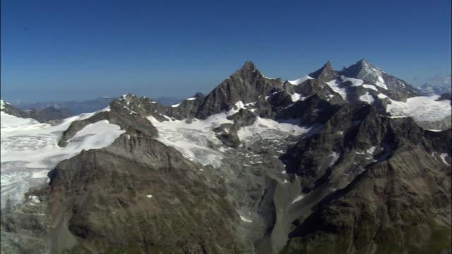 european alps - panorama stock-videos und b-roll-filmmaterial