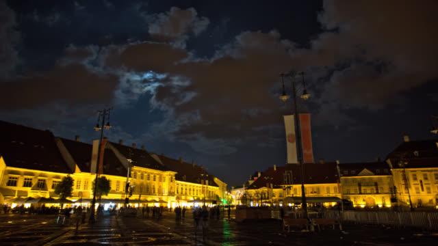TIME LAPSE: European City