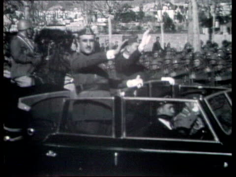european indentity; lib general franco, former dictator of spain - dictator stock videos & royalty-free footage