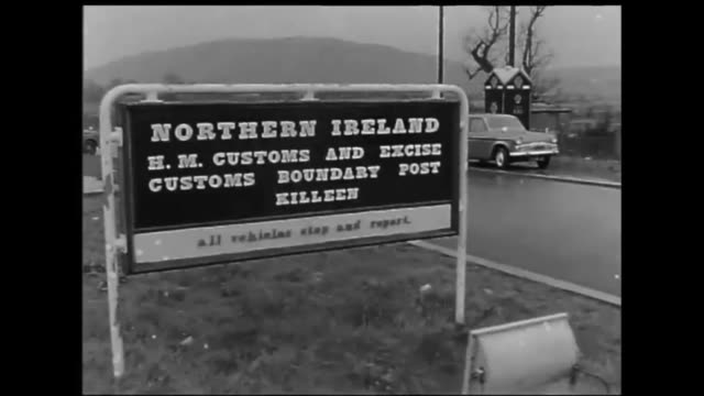european leaders say that northern ireland could rejoin the eu as part of a united ireland european leaders say that northern ireland could rejoin... - county armagh stock videos and b-roll footage