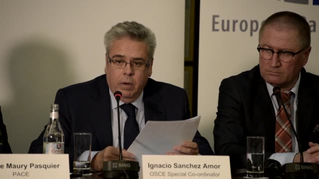 European observers say there is credible information that Armenia's parliamentary elections at the weekend were marred by votebuying and pressure on...