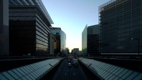 european quarter, brussels - stadsdelstyp bildbanksvideor och videomaterial från bakom kulisserna