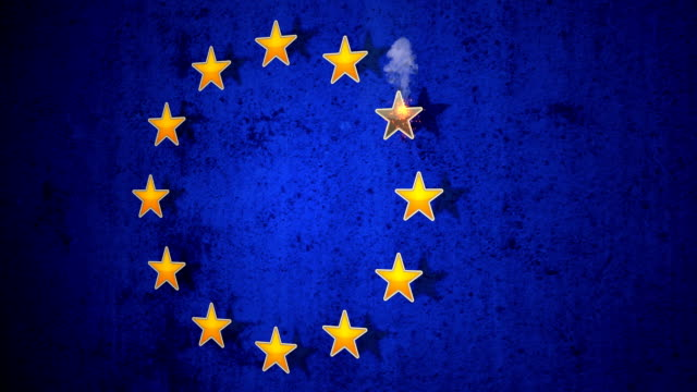 european union breakup - brexit - separation stock videos & royalty-free footage