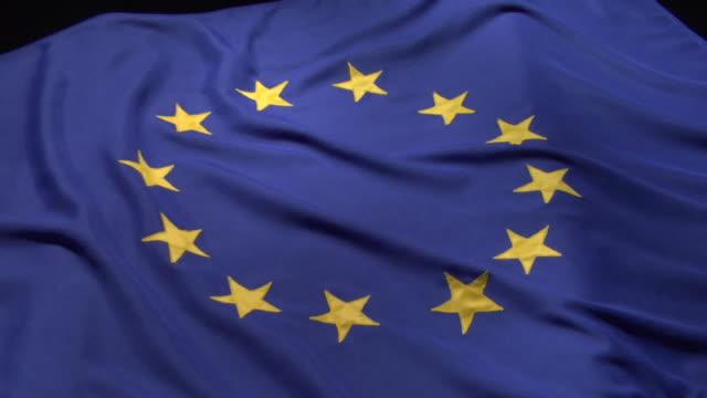ZI, ECU, European Union flag