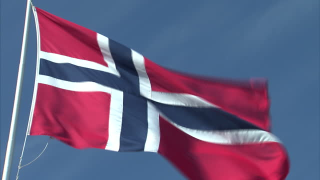 eurosceptics often point to norway as a successful european country which remains outside the eu but the country's europe minister has warned the uk... - democrazia video stock e b–roll