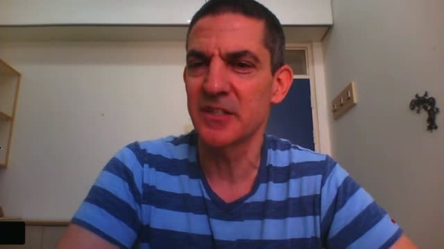 Netherlands win as Britain comes in last place ISRAEL INT Dr Evan Cohen interview via internet SOT