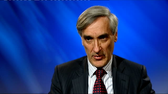 eu treaty changes gives rise to uk referendum speculation london john redwood mp interview sot i would like referendum after we've renegotiated /... - pms stock videos and b-roll footage