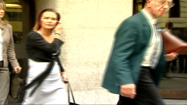 man walks free after admitting mercy killing of his wife england london old bailey ext david march along from court as speaks to press sot i am just... - euthanasia stock videos & royalty-free footage