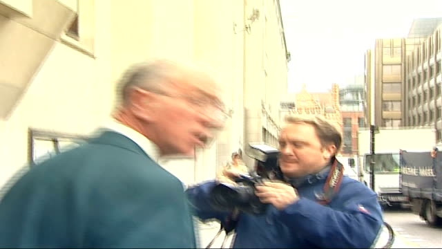 man walks free after admitting mercy killing of his wife old bailey david march along outside court and speaks to press sot nothing to say thanks... - euthanasia stock videos & royalty-free footage