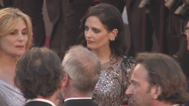 Eva Green at 'Based On A True Story' Red Carpet Official Screening on May 27 2017 in Cannes France
