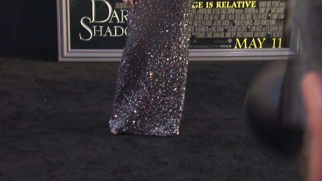 Eva Green at Dark Shadows Los Angeles Premiere on 5/7/12 in Los Angeles CA