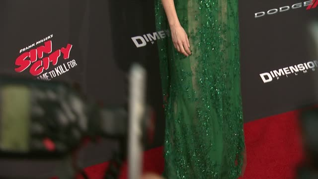 Eva Green at Sin City A Dame To Kill For Los Angeles Premiere at TCL Chinese Theatre on August 19 2014 in Hollywood California