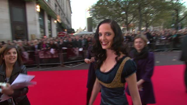 Eva Green at the London Film Festival Franklyn premiere at London