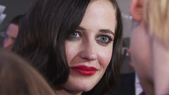Eva Green at the Montblanc Charity Cocktail hosted by The Weinstein Company to benefit UNICEF at Soho House at West Hollywood CA