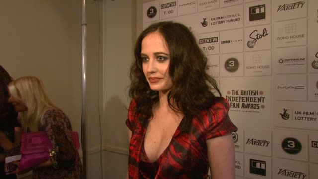Eva Green on her film Cracks on her character on making independent films on supporting the awards on seeing some of the film that are being shown on...
