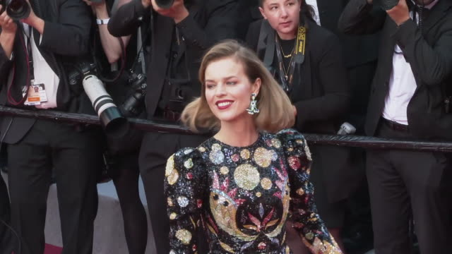 Eva Herzigová on May 16 2019 in Cannes France