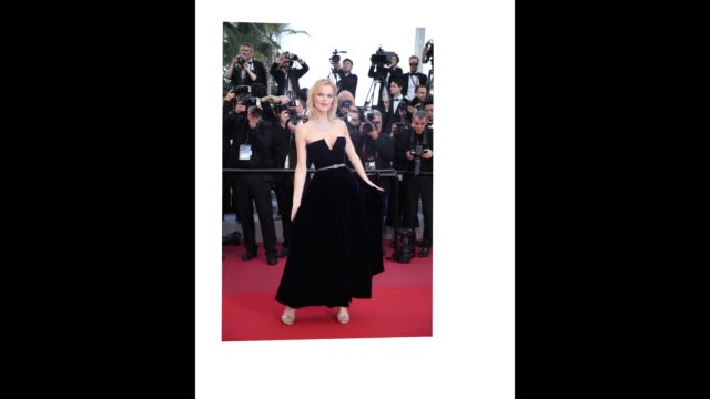 eva herzigova poses for photographers 'ash is the purest white ' on may 11 2018 in cannes france - 71st international cannes film festival stock videos & royalty-free footage