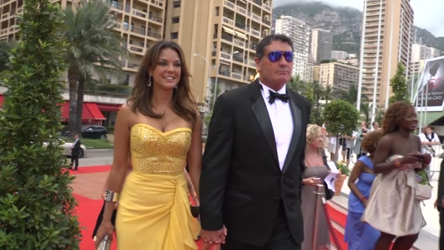 eva la rue at 52nd annual monte carlo television festival eva la rue at 52nd annual monte carlo television f on june 12 2012 in monaco monaco - eva larue stock videos and b-roll footage