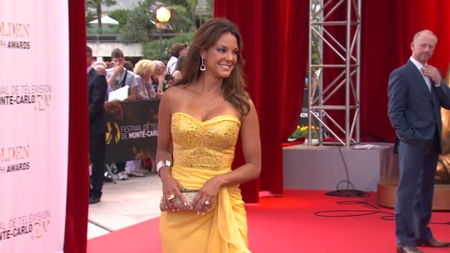 eva la rue at the 52nd annual monte carlo television festival eva la rue at the 52nd annual monte carlo televisi on june 14 2012 in monte carlo monaco - eva larue stock videos and b-roll footage