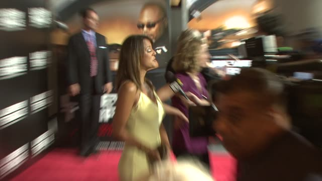 eva la rue at the lakeview terrace premiere at new york ny - eva larue stock videos and b-roll footage