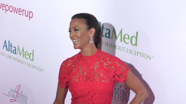 eva larue at the altamed health services' power up we are the future gala at the beverly wilshire four seasons hotel in beverly hills celebrity... - eva larue stock videos and b-roll footage