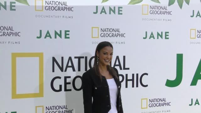 eva larue at the premiere of national geographic documentary films' 'jane' at the hollywood bowl on october 09 2017 in los angeles california - eva larue stock videos and b-roll footage