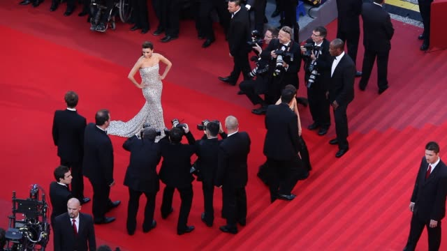 Eva Longoria at the Tournee Red Carpet Cannes Film Festival 2010 at Cannes