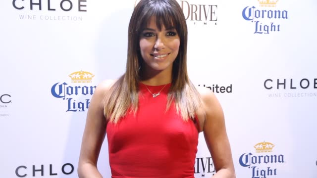 Eva Longoria hosts the Ocean Drive magazine Spring Fashion event on March 15 2014 in Miami Florida