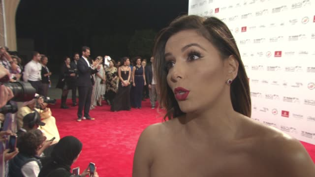 INTERVIEW Eva Longoria on what brings her to DIFF why Dubai was the perfect place to bring the Global Gift Gala and talks about celebrating her...