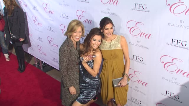 Eva Longoria Parker Fragrance Launch Party For Eva Los Angeles CA United States 4/27/10