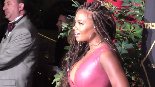 eva marcille at the 16th annual maxim hot 100 party at the hollywood palladium at celebrity sightings in los angeles on july 30 2016 in los angeles... - hollywood palladium stock videos & royalty-free footage