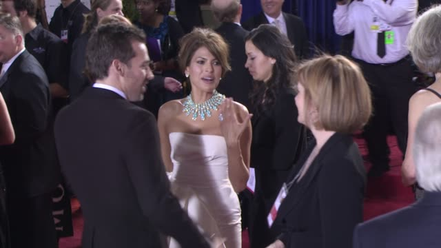Eva Mendes at the 66th Annual Golden Globe Awards Arrivals Part 8 at Los Angeles CA
