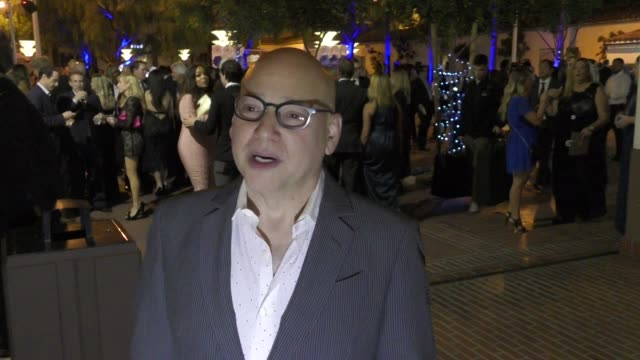 interview evan handler talks about autism outside union station in los angeles in celebrity sightings in los angeles - union station los angeles stock videos & royalty-free footage