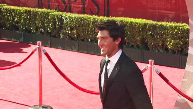 Evan Lysacek at the ESPN's 2010 ESPYs at Los Angeles CA