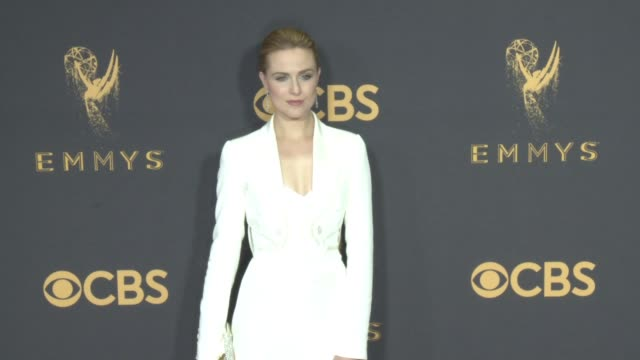 Evan Rachel Wood at 69th Annual Primetime Emmy Awards in Los Angeles CA