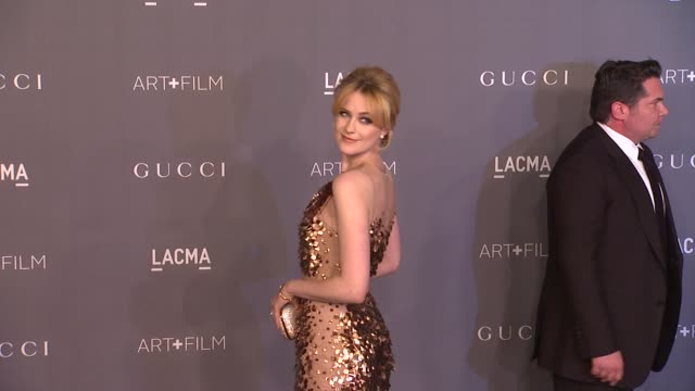 Evan Rachel Wood at LACMA Hosts 2012 Art Film Gala Honoring Ed Ruscha And Stanley Kubrick Presented By Gucci on 10/26/12 in Los Angeles CA