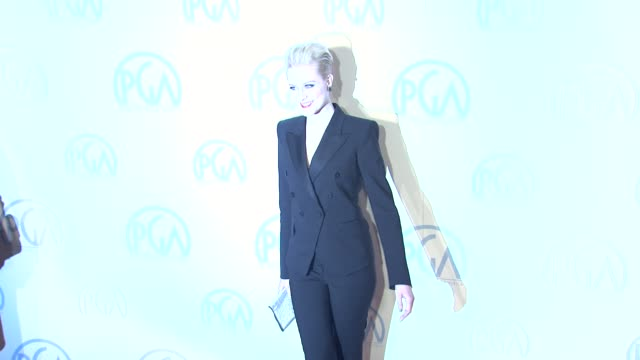 Evan Rachel Wood at the 23rd Annual Producers Guild Awards on 1/21/12 in Beverly Hills CA